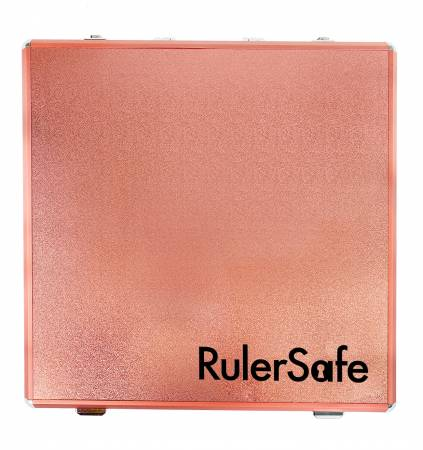 RulerSafe Square Rose Gold