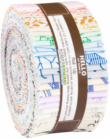 Item#13006.JR - On The Lighter Side Jelly Roll - Studio RK