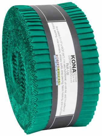2-1/2in Strips Kona Cotton Enchanted, 40pcs/bundle