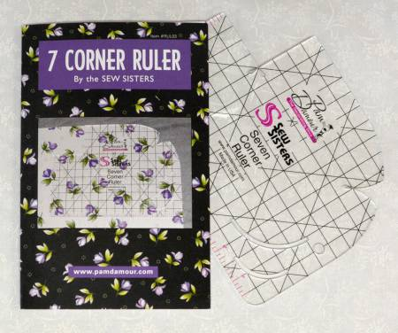 7 Corner Ruler