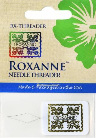 Roxanne Gold Embossed Needle Threader - RXTHREADER