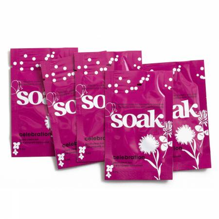 Soak Mini Single Use - Celebration Scent