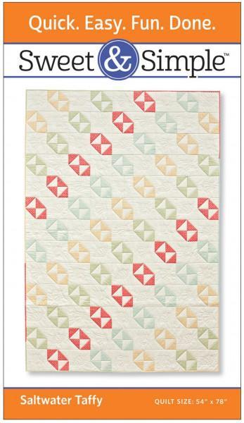Sweet & Simple - Saltwater Taffy Pattern