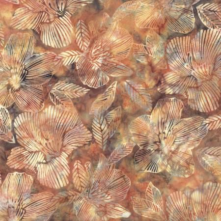 2312-267  Bali Batik- Palomino (21A)