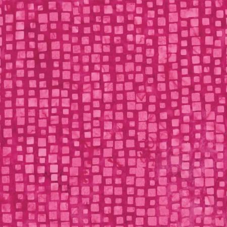 Hoffman S2355-12 Pink Bali Stepping Stones