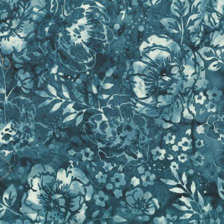 Hoffman Bali Batik S2363-242 London Peony