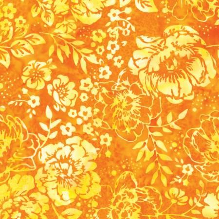 Bali Batik Mixed Floral - The OC