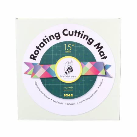 Rotating Cutting Mat 15in