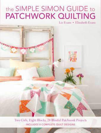 Simple Simon Guide To Patchwork Quilting - Softcover