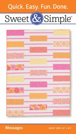 Sweet & Simple - Messages Pattern