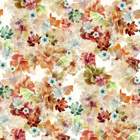 Bluff Garden Floral Digital
