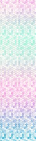 Honeycomb Ombre Digital