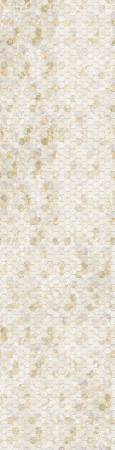Natural Honeycomb Ombre Digital Panel, 44in repeat