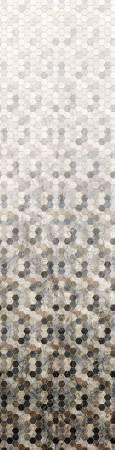 Honeycomb Ombre Digital fabric