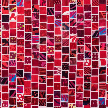 Red Velvet Mosaic Digital