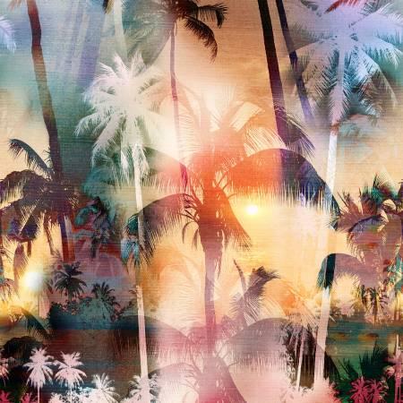 Meet Me In Paradise Digital Print S4818-512