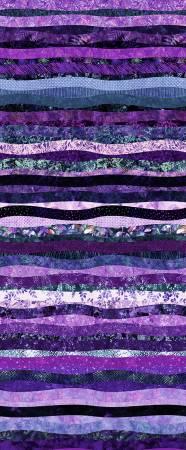 Waves Violet