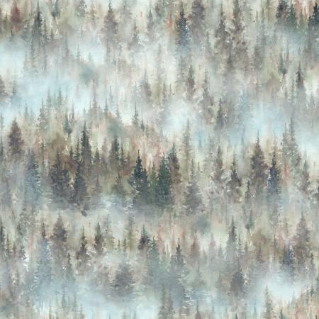 Mist Woodland Whispers