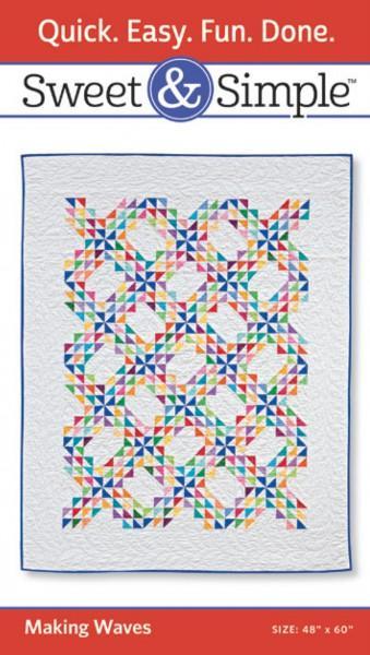 Sweet & Simple - Making Waves Pattern
