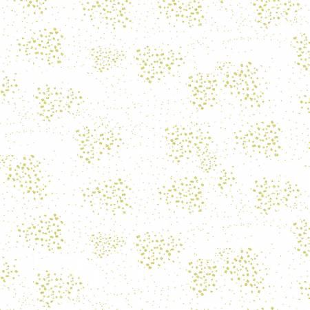White/Gold Tonal w/Metallic