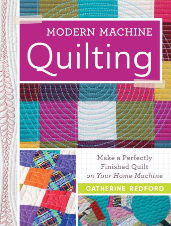 Modern Machine Quilting - Softcover