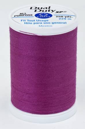 Coats All Purpose Dual Duty Thread -Fuchsia
