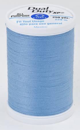 Dual Duty XP Polyester Thread 250yds Blue