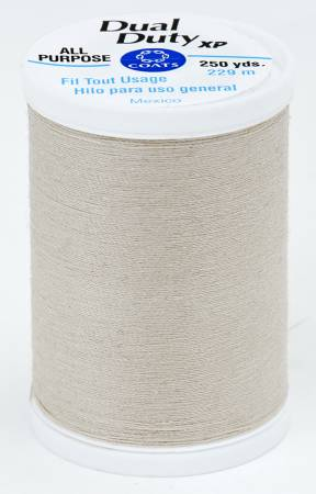 Dual Duty XP Polyester Thread 250yds Fawn