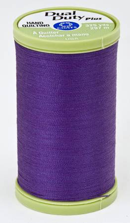Dual Duty Plus Hand Quilting Thread 325 yds Deep Violet