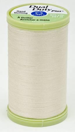 Dual Duty Plus Hand Quilting Thread 325 yds Cream