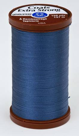 Coats Upholstery 150yds Soldier Blue *