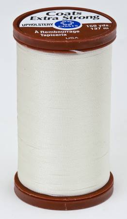 Coats Extra Strong & Upholstery Thread 150 yds Natural