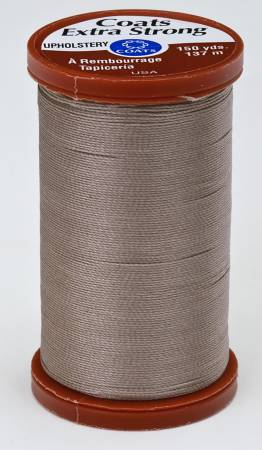 Coats Extra Strong & Upholstery Thread 150 yds Driftwood