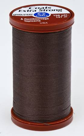Coats Extra Strong & Upholstery Thread 150 yds Chona Brown