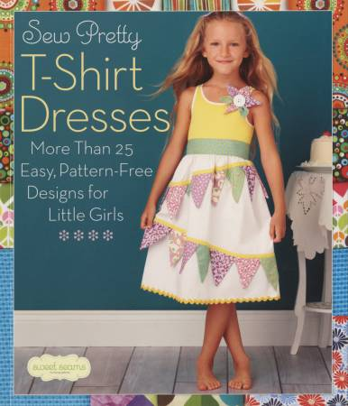 Sew Pretty T-Shirt Dress - Softcover