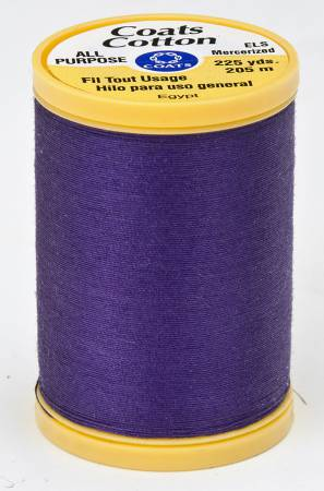 coats & clark purple