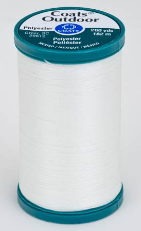 Coats Outdoor 200yds White