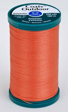Coats Outdoor 200yds Coral