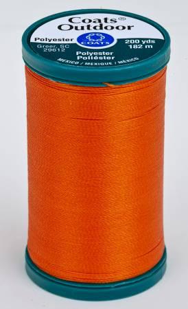 Coats Outdoor 200yds Tangerine