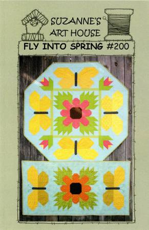 Fly Into Spring Kit 43 x 43