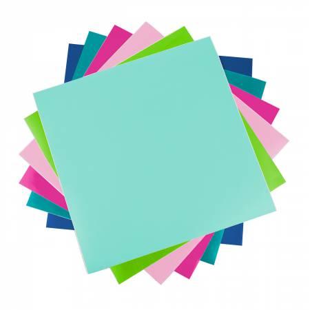 Vinyl Sampler Pack - Bright & Bold