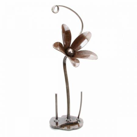 Sara Metal Coneflower Thread Holder