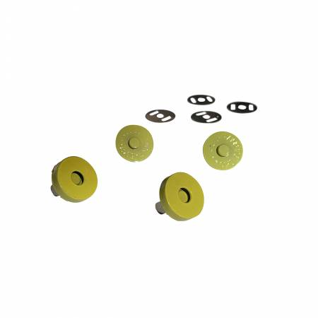 Magnetic Snaps Wasabi