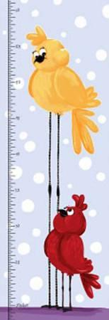 Lavender Meet Bird Growth Chart