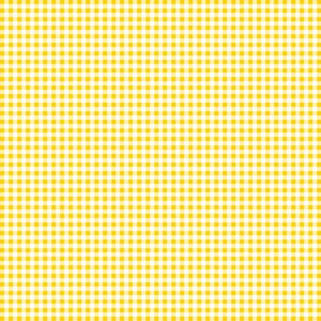 Susybee Yellow Gingham Check