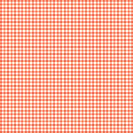 Susybee Gingham - Orange