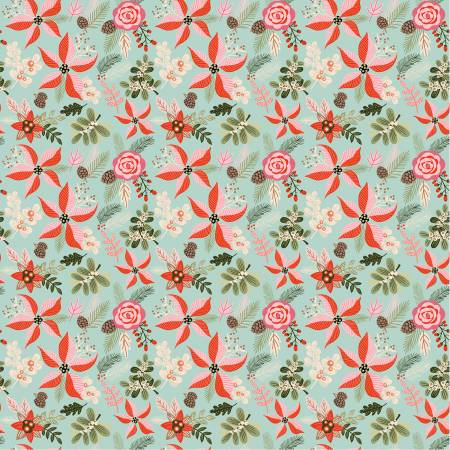 Poins & Pines Mint  SB21608