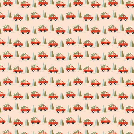 Cream Trucks & Trees SB21615