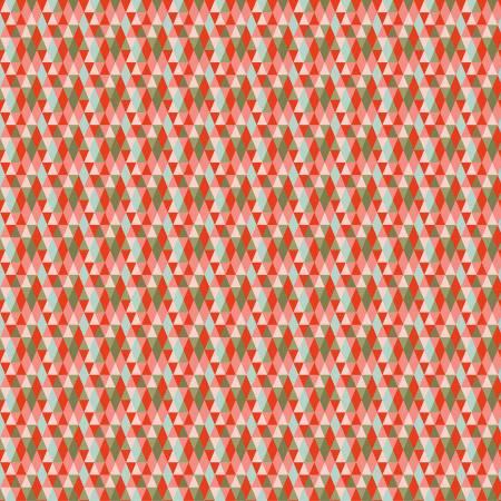 Red Winter Geo SB21617