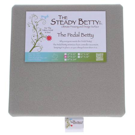 Pedal Steady Betty 12inx12in Medium